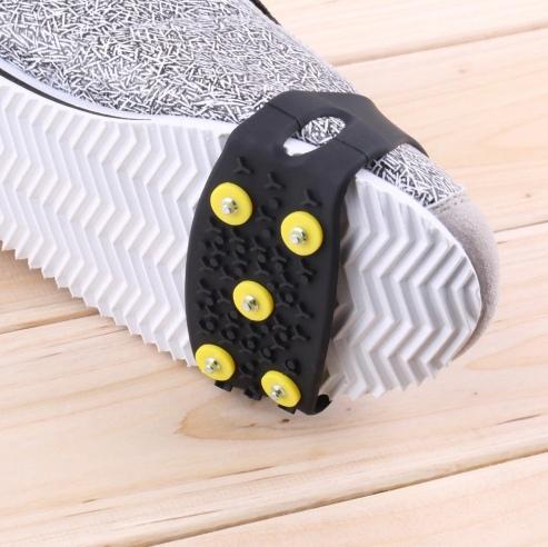 Крепление на обувь. Лёд вам не страшен. 🔥 © alipab.ru.