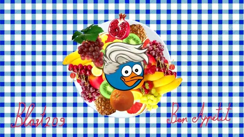 Шарарам Клип. blast209 - Bon Appetit (With Борзик2003 Fairy Smasnka) (Katy Perry)