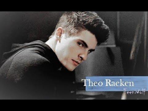 Theo Raeken - TeenWolf - Ts