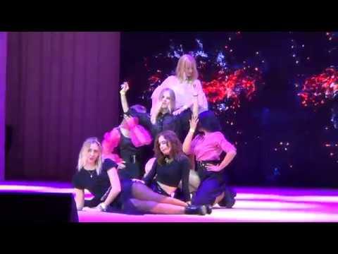 (G)I-DLE - INTROLATATA XIII 2018 AMDS Girls style Suavi Sol