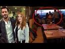 Ömer Defne se encontraron en secreto después de cenar Bari's arduc elçin sangu