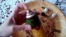 Ремонт баллончика с краской КРАСКА В БАЛЛОНЧИКЕ Как прочистить распылитель