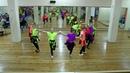 Студия танца и пластики Elissar Dance Mix стилизованный народный Барыня, пробы пера. начинающие