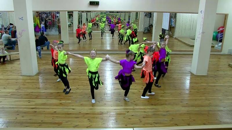 Студия танца и пластики Elissar Dance Mix стилизованный народный Барыня пробы пера начинающие