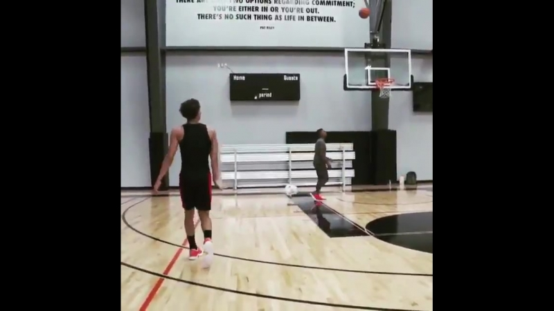 Trae Young DOESN'T MISS Trae Young
