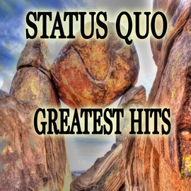 Status Quo альбом Status Quo Greatets Hits