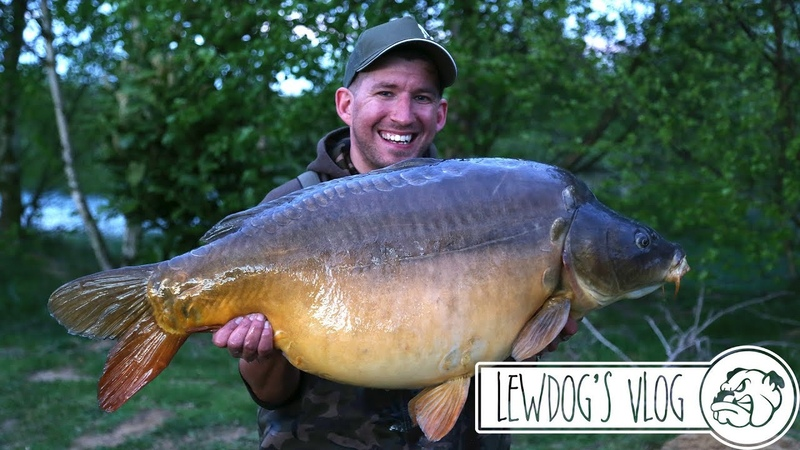***CARP FISHING TV*** LewDog's Vlog Episode 1