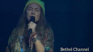 You Make Me Brave-Lauren Daigle! Heaven Come. Live bethel Channel..
