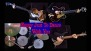 I'm Happy Just To Dance With You - Guitars, Bass and Drums - Instrumental
