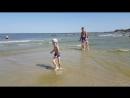 20180824_103738 Азовское море. пляж санатория Ейск