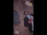 Видео со съёмок.
