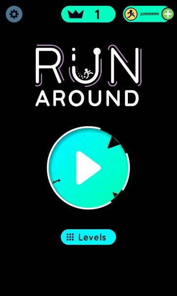 Бег по кругу 웃 — Сможешь замкнуть круг? для Android