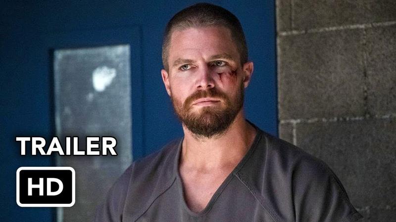 Arrow Season 7 New Night, New Time Trailer (HD)