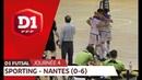 J4 : Paris SC - Nantes Métropole Futsal (0-6)