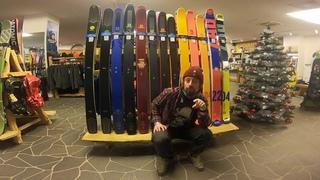 Лыжный тест-центр в открылся Альпиндустрии