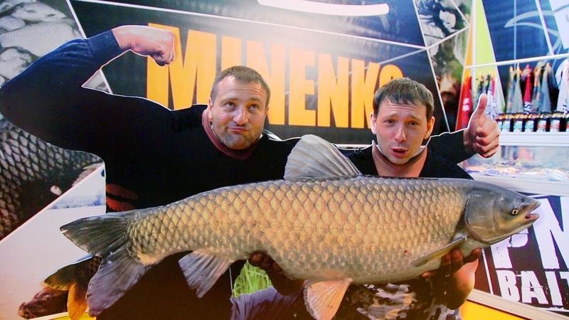 Фидер лодки и призы Выставка Охота и Рыболовство 2019 Часть 2