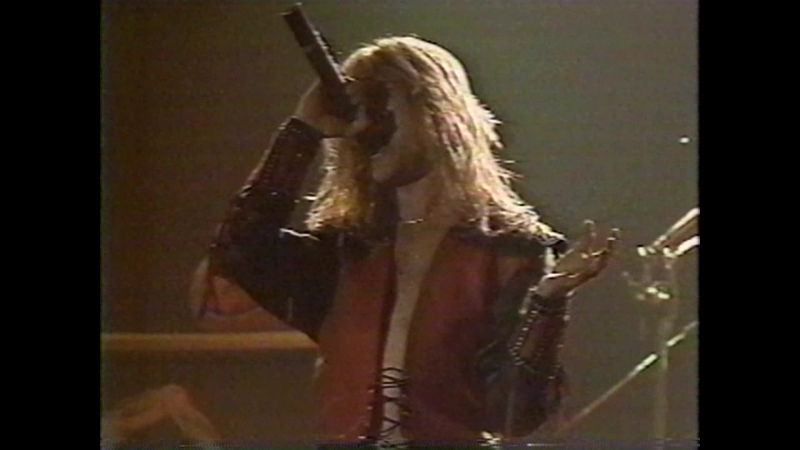 Helloween - Hell On Wheels, Minneapolis 1987