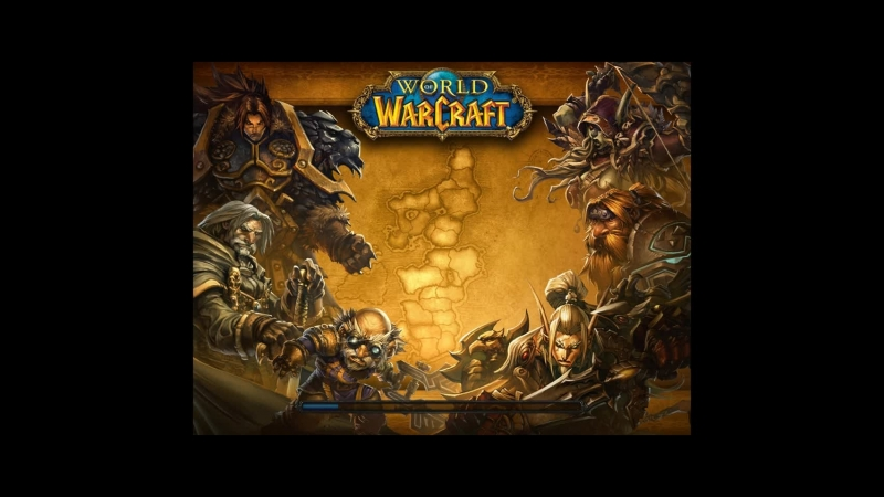 World of Warcraft - Воин голодранец\Ultrawide 60fps