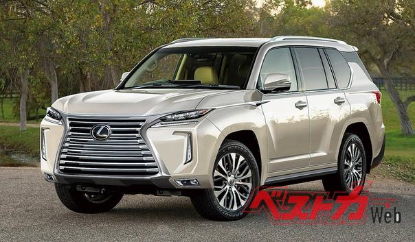Новые Toyota Land Cruiser и Lexus LX: премьера близка