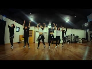 190407 @ #ITZY YEJI pre-debut video 4Minute 'Crazy' dance cover