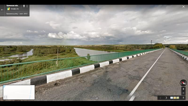УЩЕРПЬЕ Через мост к Борозенщине