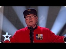 Colin Thackery and the Chelsea Pensioners sing for their sweethearts   Semi-Finals   BGT 2019