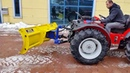 Antonio Carraro TRX 7800 Sıyırgı Traktör