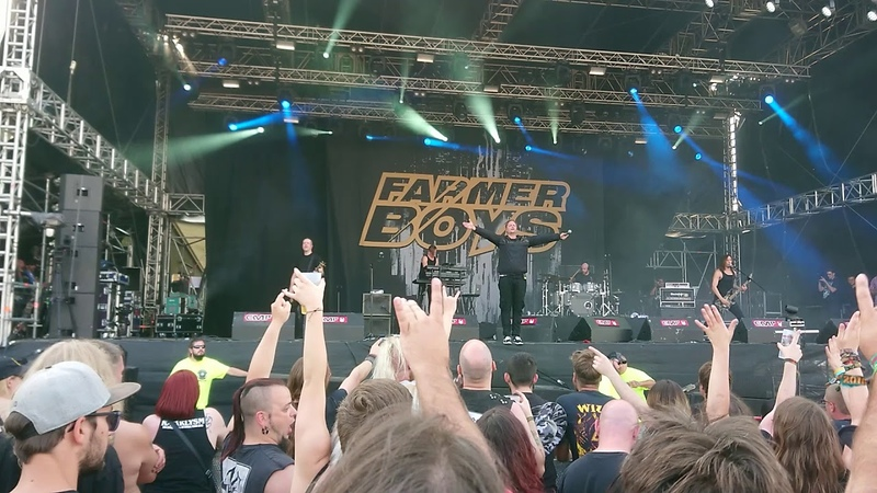 Farmer Boys - Here Comes The Pain - Summerbreeze 2018