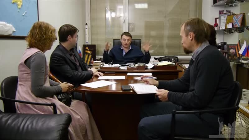 Е.Федоров о плане воссоздания СССР Путиным (08.10.2016)