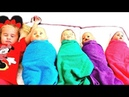 Learn colors Are you sleeping Brother John Nursery Rhyme Song for Children by Sweet Emily