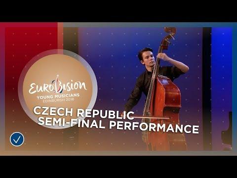 Indi Stivín - Czech Republic - Semi-Final Performance - Eurovision Young Musicians 2018
