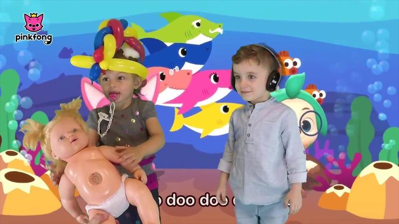 Baby Shark Dance Challenge BabyShark 203