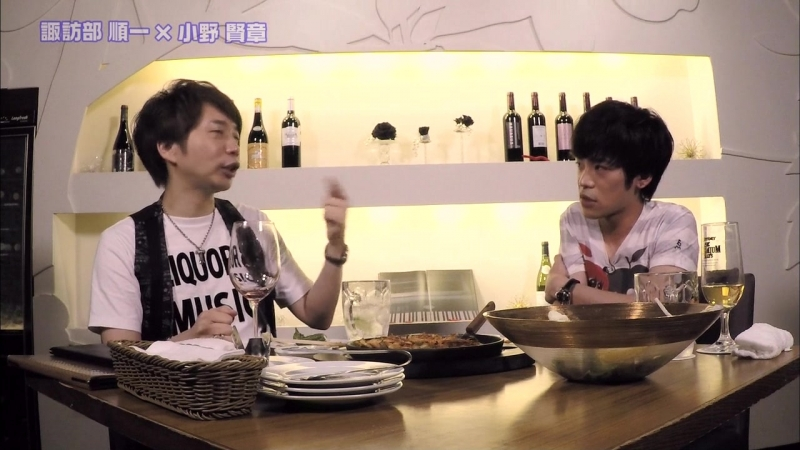 [2016.09.09] Suwabe Junichi no Tobidase! Nomi Nakama 20 Guest - Ono Kensho