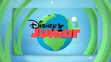 1366-Disney Junior with The Earth Spoof Pixar Lamps Luxo Jr Logo