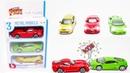 Учим Цвета Коллекция Стрит файер Гоночные Машинки Развивающие Видео для малышей