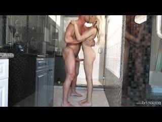 Dad fucks daughters friend (passionate sex)