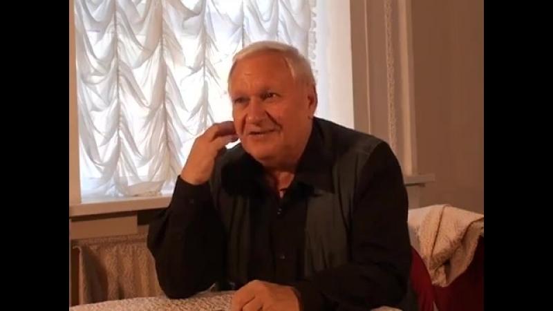 Легенды дубляжа Вадим Терентьев
