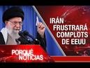 El Porqué de las Noticias: Discurso de Líder iraní. Ofensiva venezolana. Terroristas europeos a casa