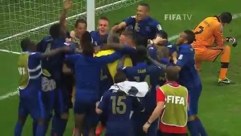 France U20 - Uruguay U20, Coupe du monde 2013