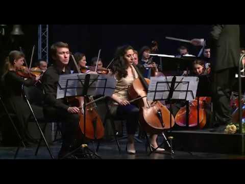 Джованни Соллима Виолончели,вибрируйте! (Violoncelles,vibrez!)