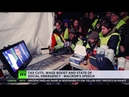 'Nice speech, but I don't trust him': Yellow Vests react to Macron's address - YouTube