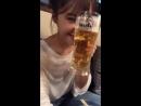 [180921] Eunji Instagram Live