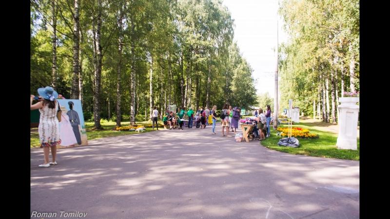 Подсмотрено NEWS«Улыбнемся солнечному дню!»Великий УстюгГородской парк