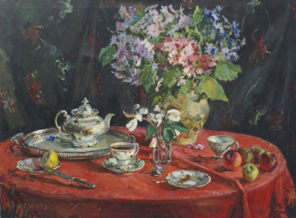 Матильда Михайловна Булгакова (13 февраля 1919, Москва — 10 июня 1998, Москва) — художник и педагог. Родилась в Москве в 1919 году. После окончания школы училась в Изостудии ВЦСПС. Затем с 1938
