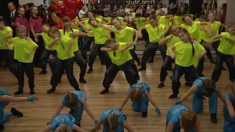 ПРЕЗЕНТАЦИЯ Школа эстрадного танца FreeStyle