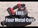 Milwaukee M18 FUEL Metal Cutting Circular Saw Review 2782 20