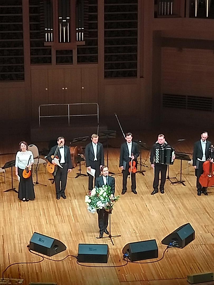 6 октября 2018 г, Трагический тенор эпохи, Светлановский зал ММДМ, Москва MNmwHbel5e4