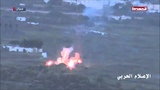 War Saudi M1 Abrams fast cook off by Kornet ATGM