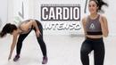 Cardio INTENSO 15 minutos Quemar grasa de forma rápida