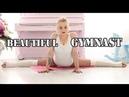 Stretching, Super flexibility yoga Flexible gymnastics contortion